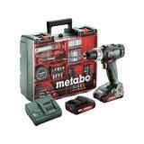 Metabo akumulatorska bušilica/zavrtač sa priborom BS 18 L SET, 602321870, 2x2.0Ah  Cene