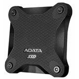 Adata SD600Q, External SSD, 480GB, USB3.1, 440/430MB/s, black (ASD600Q-480GU31-CBK) ssd hard disk Cene