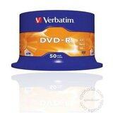 Verbatim DVD-R 4.7GB 16X 43548 disk Cene