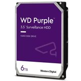 Western Digital SATA III 128MB IntelliPower WD62PURZ Purple hard disk  Cene