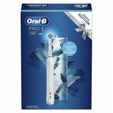 Oral-b PRO1 750 WHITE + Travel Case električna četkica za zube  Cene