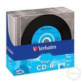 Verbatim CD-R VINYL 700MB 48X 43426 disk Cene