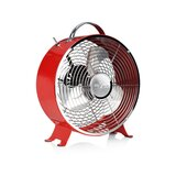 Tristar VE-5965 metalni stoni ventilator crveni  Cene