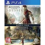 Ubisoft PS4 igra Assassins Creed Odyssey + Assassins Creed Origins  Cene