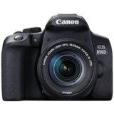 Canon EOS 850D + EF-S 18-55 mm f/3.5-5.6 IS STM digitalni fotoaparat  Cene