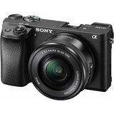 Sony A6300 set sa 16-50mm digitalni fotoaparat Cene