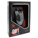 A4Tech A4-Q50-BATTLEFIELD Bloody, NEON X-Glide, 500-3200 Dpi, USB gejmerski miš