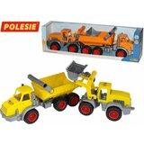 Polesie kamion i bager 38159  Cene
