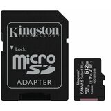 Kingston Canvas Select Plus (sdcs2/512gb) micro SDXC 512GB class 10+adapter memorijska kartica Cene