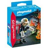 Playmobil vatrogasac ugasi požar  Cene