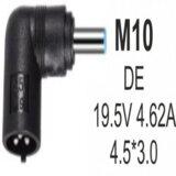 Gembird NPC DE M10 90W 19.5V 4.62A, 4.5x3.0mm PIN konektor za punjač  cene