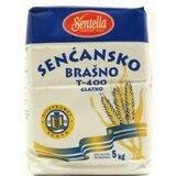Sentella senćansko brašno tip 400 glatko 5KG  cene