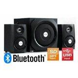 Microlab TMN9BT 2.1 40W RMS (18W+11*2W) SD, USB, 3,5mm, Bluetooth zvučnik Cene