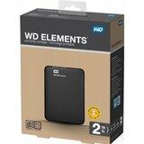 Western Digital 2.5 2TB WDBU6Y0020BBK eksterni hard disk Cene