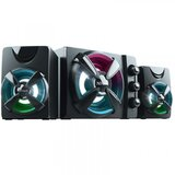 Trust ZIVA 11W(5W+2x3W) USB napajanje, 3,5mm konektor, RGB 2.1 zvučnik  Cene