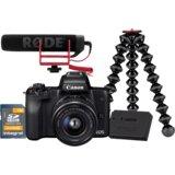 Canon Vloger set EOS M50 Mark II  Cene
