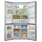 Midea HQ-840WEN side by side frižider cene
