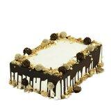 Torta Ivanjica Kinder - velika torta  cene