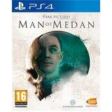 Namco Bandai PS4 The Dark Pictures: Man of Meden  Cene