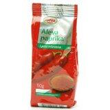 Aleva aleva paprika ljuta mlevena 50g kesica  Cene
