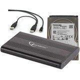 Toshiba HDD 2.5 + USB 2.0 SATA eksterno kućište 320GB MK3276GSX 1290  Cene