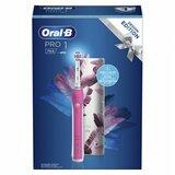Oral-b PRO1 750 PINK + Travel Case električna četkica za zube  Cene