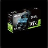 Asus Dual GeForce RTX 2060 EVO 6GB GDDR6 DUAL-RTX2060-6G-EVO grafička kartica Cene