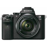 Sony Alpha a7 II ILCE-7M2K (28-70mm) Crni digitalni fotoaparat Cene
