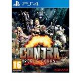 Konami PS4 Contra – Rogue Corps  Cene