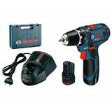 Bosch akumulatorska bušilica - odvrtač GSR 12V-15 , 2x2.0Ah 0601868122  Cene