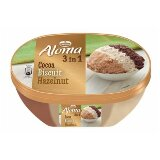 Nestle aloma 3in1 cocoa, biscuit, hazelnut sladoled 2L  Cene