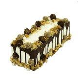 Torta Ivanjica Kinder - srednja torta  cene