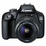 Canon DSLR EOS 4000D BK 18-55 S - Crni digitalni fotoaparat  Cene