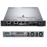 Dell PowerEdge R440 Xeon Silver 4210 10C 16GB H730P 600GB SAS 550W (1+1) 3yr NBD + Sine za Rack (DES08260)  Cene