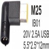 Gembird NPC IB01 M25 45W 20V 2.25A, USB PIN konektor za punjač  cene