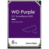 Western Digital Purple Pro 8TB Surveillance 3.5 SATA HDD WD8001PURP hard disk  cene
