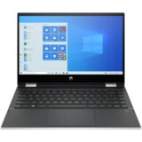 HP Pavilion x360 | Core i5-1135G7 quad | 8GB DDR4 2DM 3200 | 256GB PCIevalue | Intel Iris Xe | Natural Silver FF | Touch/14.0 FHD Antiglare 434C6EA laptop  Cene