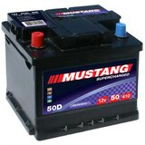 Mustang 12V50Ah D akumulator