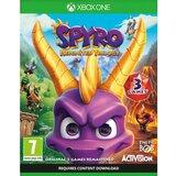 Activision Blizzard Xbox ONE igra Spyro Reignited Trilogy  Cene