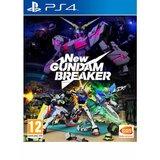 Namco Bandai PS4 igra New Gundam Breaker  Cene