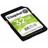Kingston SDS2/32GB Canvas Select Plus SD memorijska kartica Cene