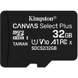 Kingston MicroSD 32 GB CANVAS SELECT PLUS SDCS2/32GBSP memorijska kartica Cene