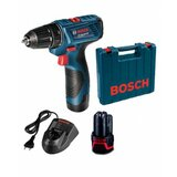 Bosch akumulatorska bušilica-odvrtač GSR 120-LI; 2x2,0Ah (06019G8000)  Cene