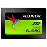 Adata Ultimate SU650 120GB 3D Nand ASU650SS-120GT-C ssd hard disk Cene