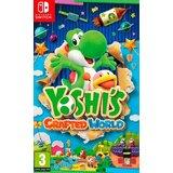 Nintendo SWITCH Yoshis Crafted World igra  Cene