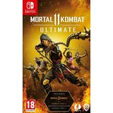 Warner Bros SWITCH Mortal Kombat 11 Ultimate (code in the box)  Cene