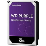 Western Digital 8TB Purple WD82PURZ hard disk Cene