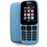 Nokia 105 Dual SIM Blue mobilni telefon