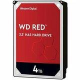 Western Digital 4TB WD Red 3.5 SATA III 256MB 5400rpm WD40EFAX hard disk Cene