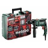 Metabo vibraciona bušilica 650w sbe 650 set mobile workshop (sa priborom)  cene